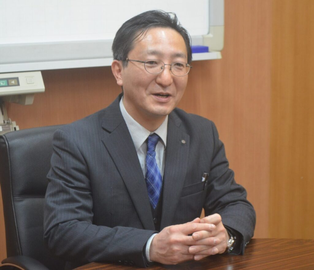 スクール21入試情報センター 内山慎所長